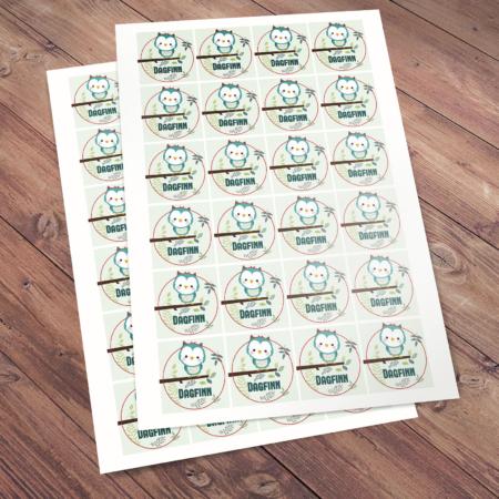 dagfinn - stickers