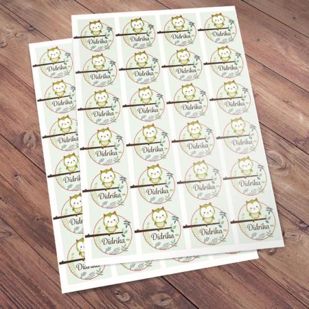 Didrika - stickers