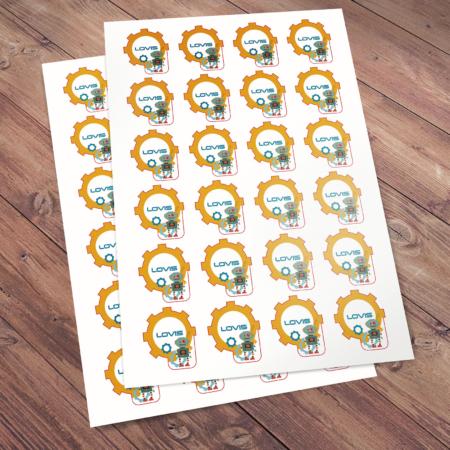 Lovis - stickers