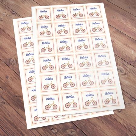Valdus - stickers