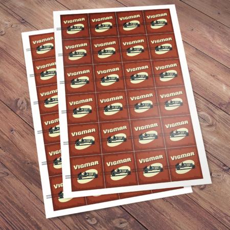 Vigmar - stickers
