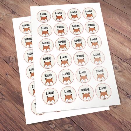 Bjarne - stickers