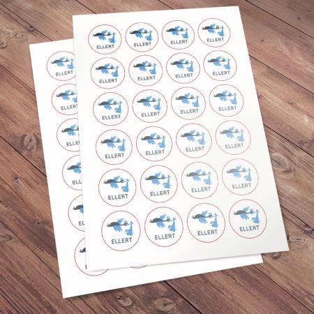 Stickers Ellert