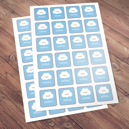 stickers Sienna